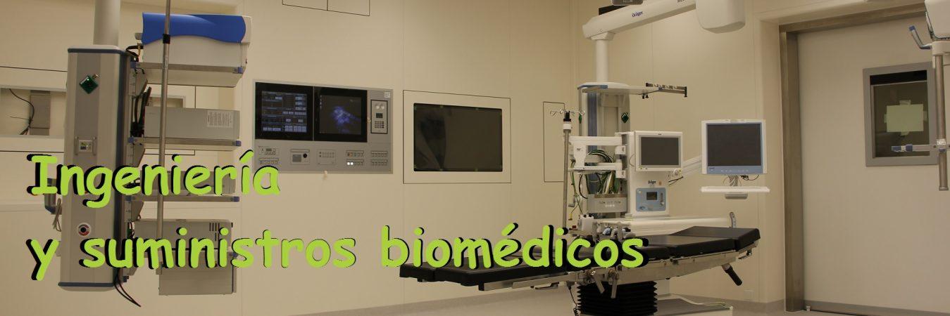bioingeniería, biomédica, suministros biomedicos